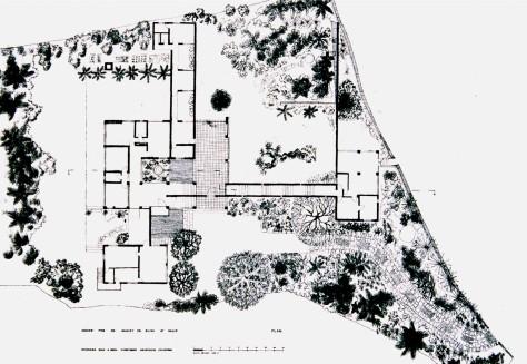 PLAN - House for Ashley De Silva at Galle.