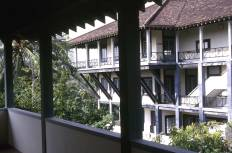 From the Corridor - Ruhunu University Campus.