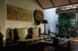 Sitting Area at Bawa's House.