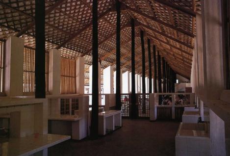 Communal Room: Hanwella Farm Orphanage.