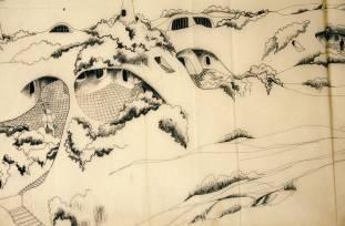 UNBUILT: Fantasy hotel project for Yala [1973]