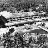 Archival Areal View of the Bentota Beach Hotel.