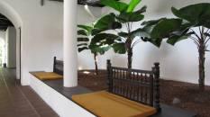 Reception Space: Neptune Hotel, Beruwela.