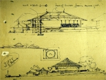 Sketch - Sri Lanka Parliament.