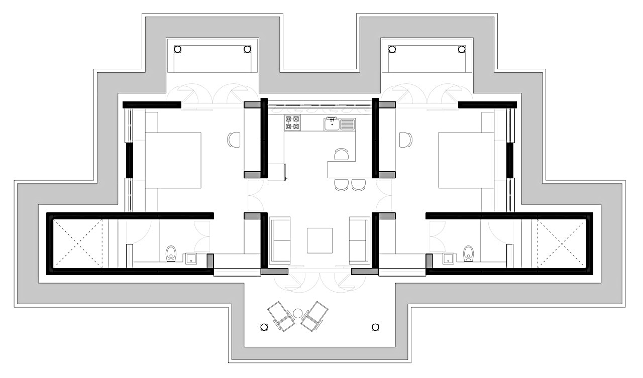 Laurie baker house plans pdf for Architecture house design pdf
