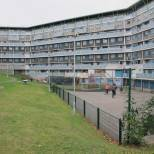 LCC Housing by Andrew Boyd, 1960s, DGR 2011