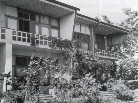 48.21 Karunaratne Hse,  1950, LASWA