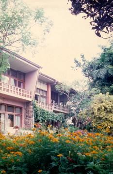 Karunaraten House garden elevation, DGR