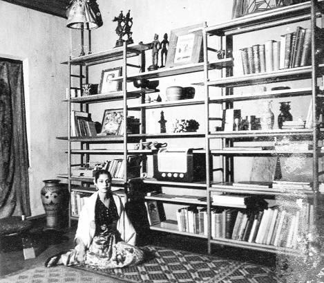 Minnette de Silva, St. George's c.1952, LASWA