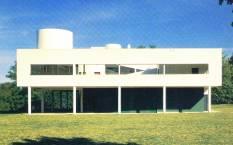 Villa Savoie by le Corbusier, DGR