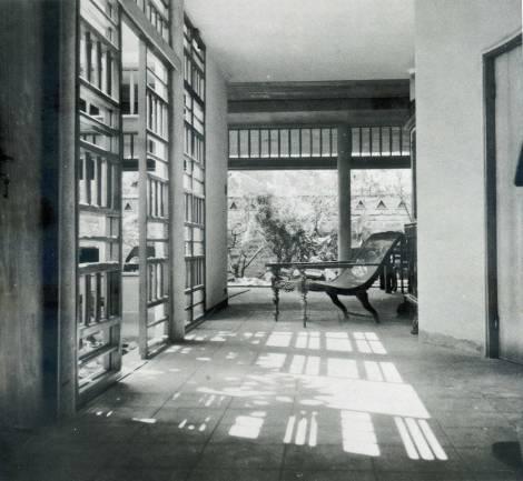 Amerasinghe House, 1954, LASWA