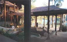 Kany Arts entrance, MP, 1987