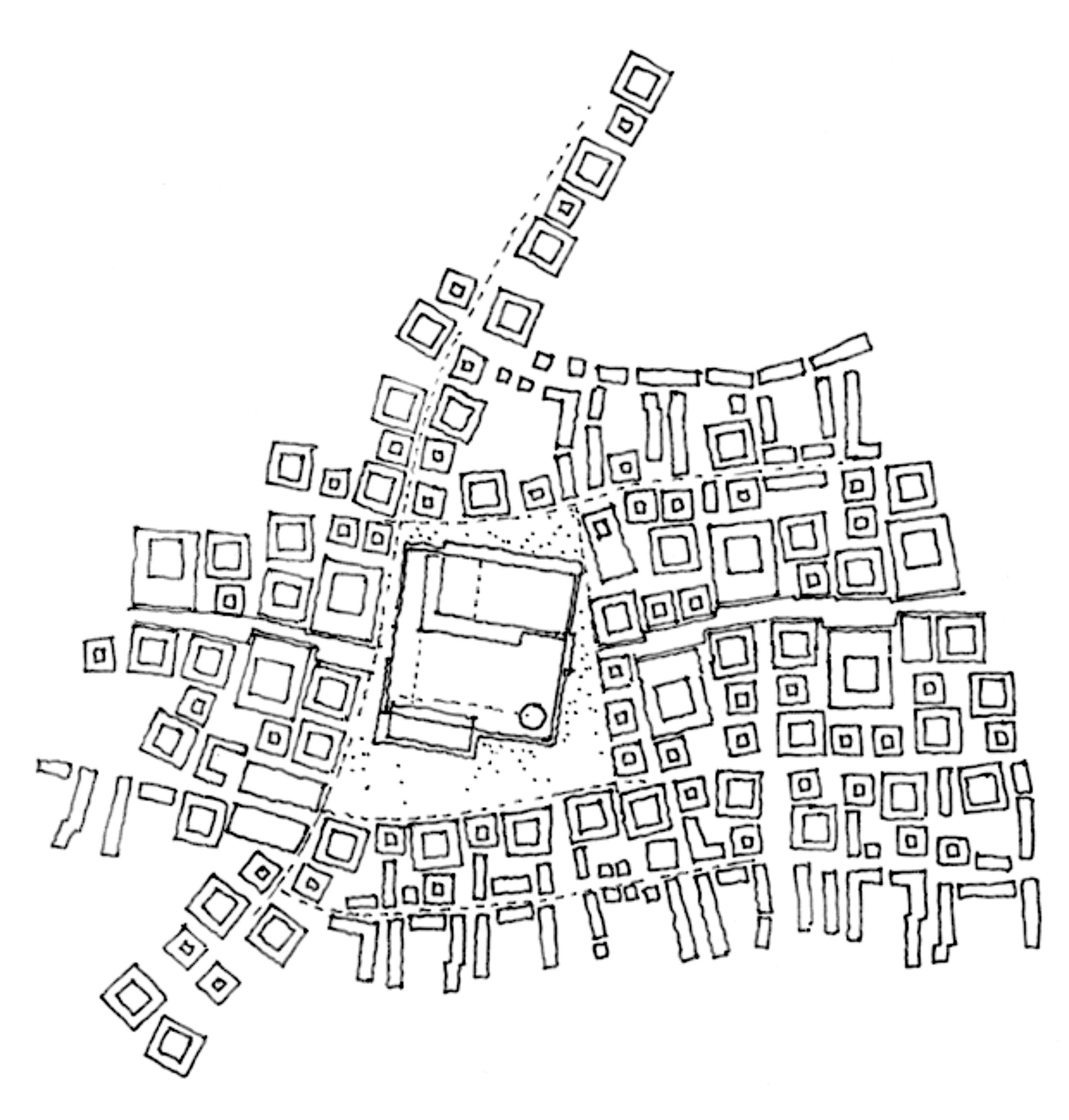 Master Plan Drawings: Nalanda University Masterplan Drawings.
