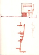 02 Sketches for Surat House.