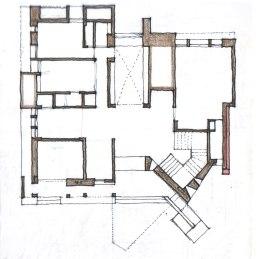01: Plan, Oswal Hospital, Lonawla.
