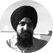 Harsimran Singh, Partner, Arch.lab