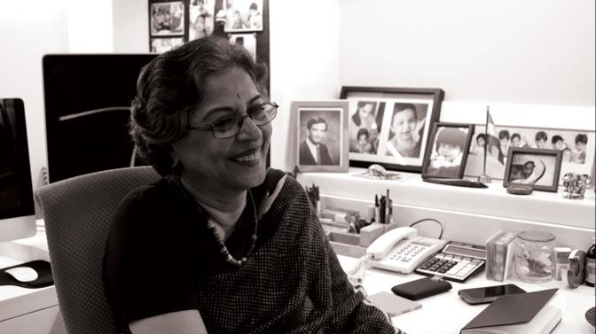 Architects on Architecture: Dr Brinda Somaya