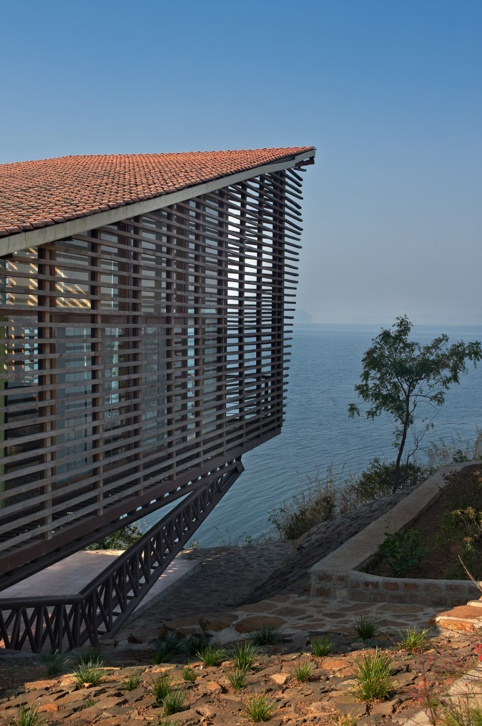 View, Eye on the Lake, Shabbir Unwala, Khadakwasla, architecture, India