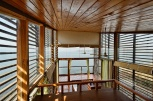 Mezzanine, Eye on the Lake, Shabbir Unwala, Khadakwasla, architecture, India