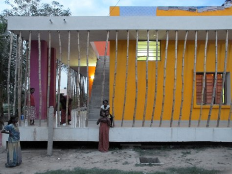 Casa Rana, Made in Earth, Tamil Nadu, Foster home for HIV-positive children