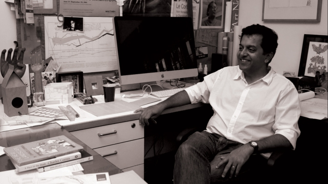 Architects on Architecture: Bijoy Ramachandran