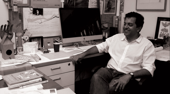 Architects on Architecture: Bijoy Ramachandran