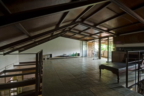 The Loft, Khushru Irani Design Studio, Architecture, Pune, India, Adaptive Reuse, Restoration