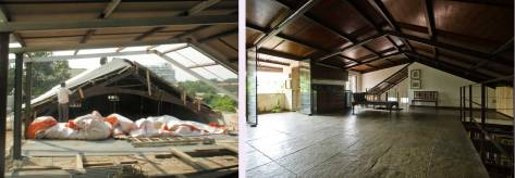 Roof, Khushru Irani Design Studio, Architecture, Pune, India, Adaptive Reuse, Restoration