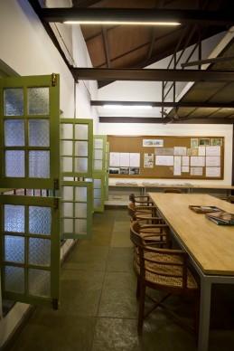 Conference, Khushru Irani Design Studio, Architecture, Pune, India, Adaptive Reuse, Restoration