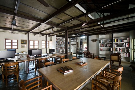Conference, Khushru Irani Design Studio, Architecture, Pune, India, Adaptive Reuse, Restoration