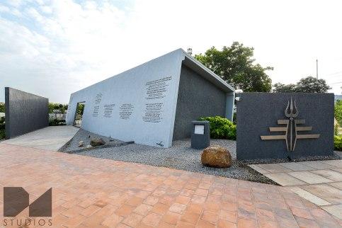Mahaprasthanam, Crematorium, D A Studios