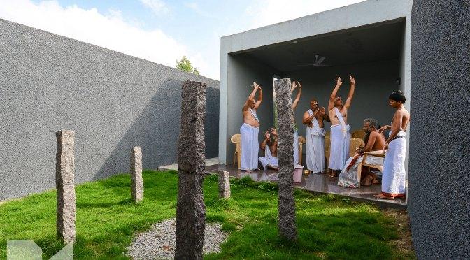 Mahaprasthanam, a Crematorium: D A Studios