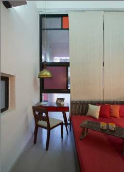 Unit Interiors with Furniture