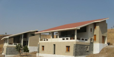 View : Vice Chancellor Housing