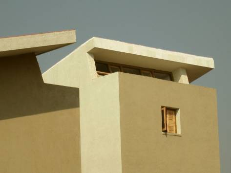 Roofscapes : Non-Teaching Staff Housing