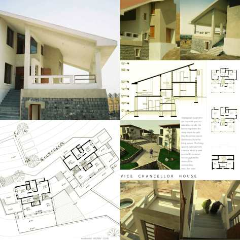In Panel : Vice Chancellor Housing