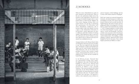 Page Spread : Selected Projects of Schools