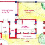 Kukama Housing Structural Plan by Uday Andhare