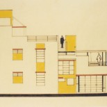 Mehta House [2003] drawn by Uday Andhare