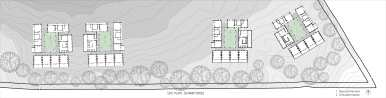 Residential Block: Site Plan