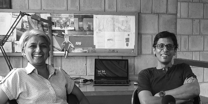 Architects on Architecture : mayaPRAXIS: Dimple Mittal and Vijay Narnapatti