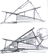 Sketches of House Triangle