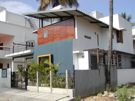 House for Mr.Ramamoorthy