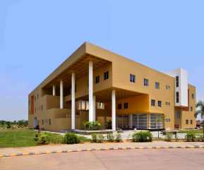 Nursing College: Exterior View