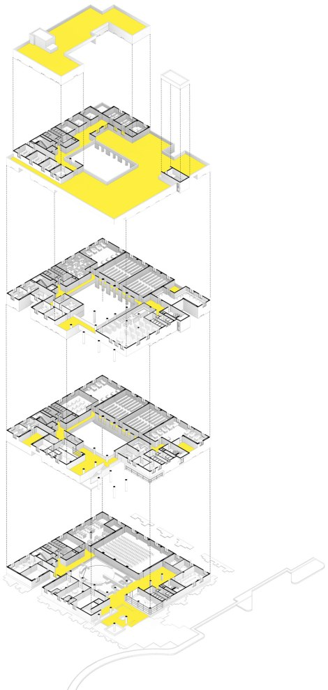 Exploded Isometric View