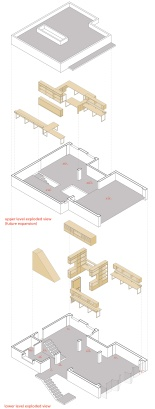 Exploded Isometric Plan