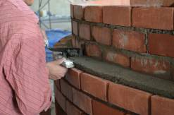 Constructing Brick Wall Partition