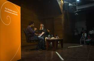 Bijoy Ramachandran in Dialogue with Prof. Chhaya