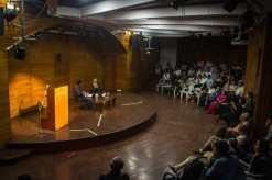 The Rotunda Hall at the NGMA, Mumbai that hosted the event