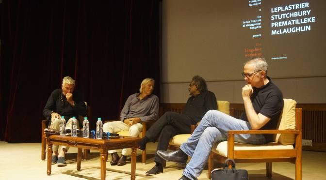 DIALOGUE: The Bangalore Workshop 2018